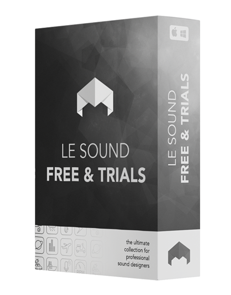 Le Sound free and trials
