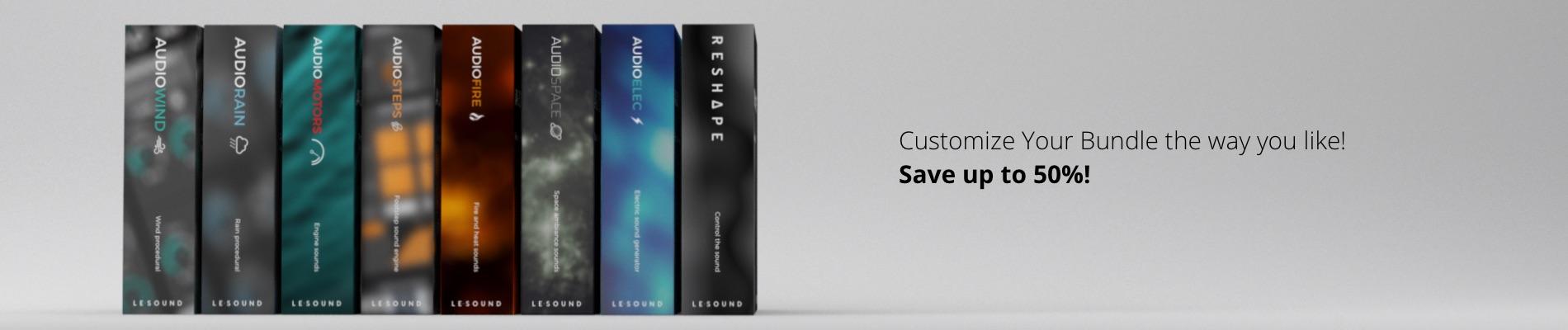 customize your bundle
