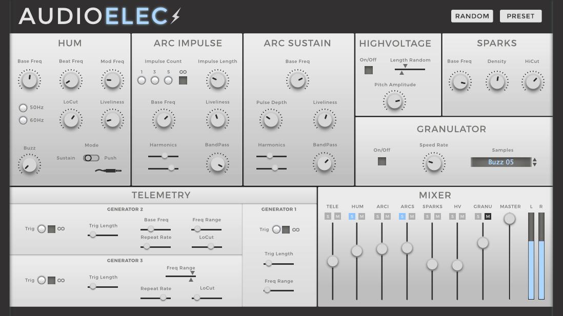AudioElec - Le Sound