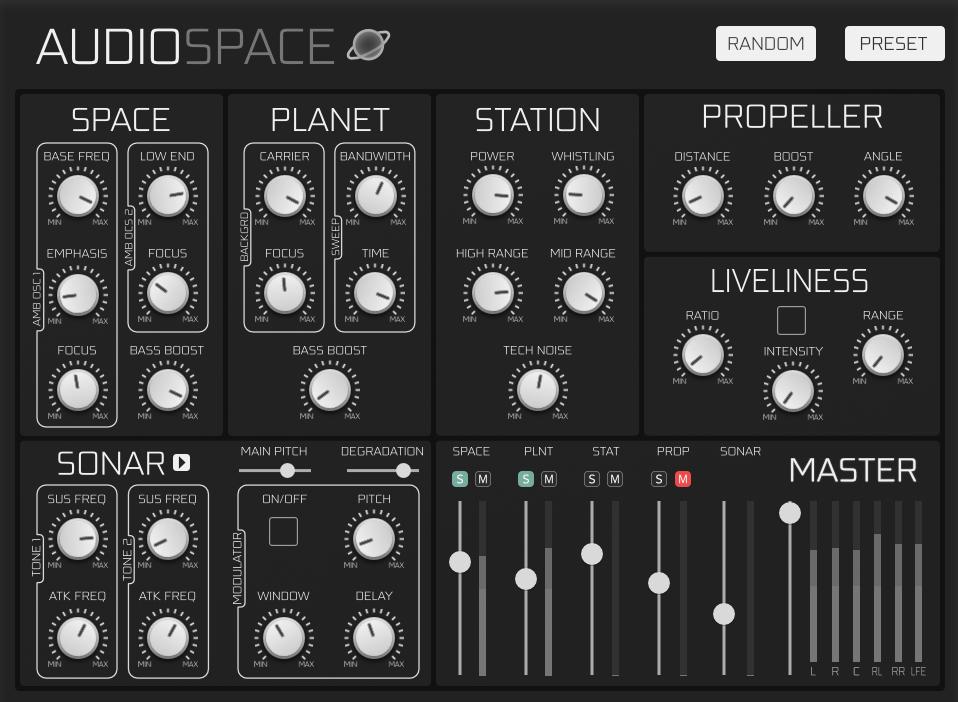 AudioSpace - Le Sound