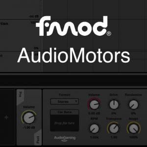 Motors Fmod product